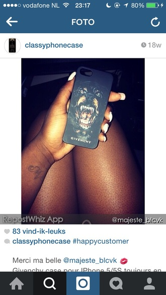 phone cover givenchy
