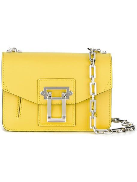 women bag crossbody bag yellow orange