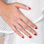 nail polish,nail accessories,nail art,nails,red nails