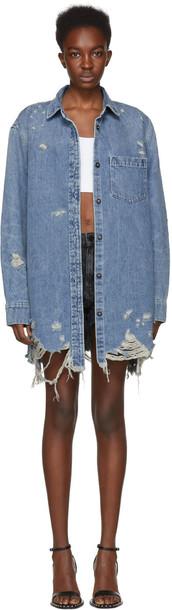 jacket denim oversized