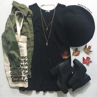 jacket grunge soft grunge punk pale grunge bag pale punk pop punk army green jacket