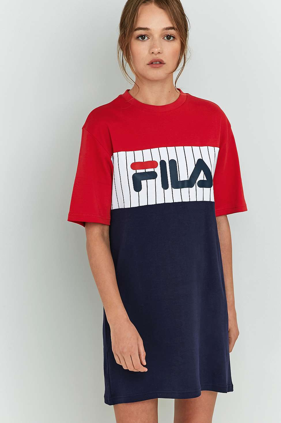 2522b401b1299f FILA Ruby T-Shirt Dress on ShopperBoard