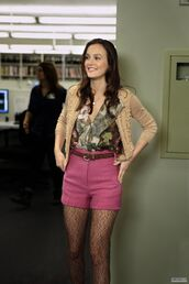 blouse,gossip girl,leighton meester,blair waldorf,shirt,underwear,shorts,t-shirt,top