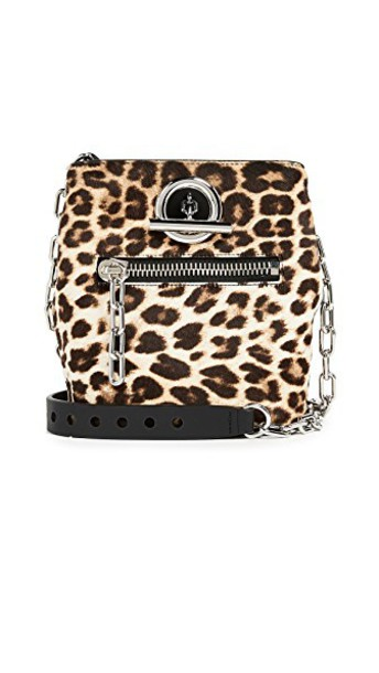 Alexander Wang cross bag print leopard print