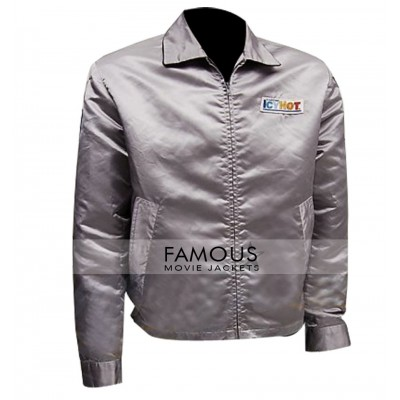 Death Proof Kurt Russell (Stuntman Mike) Satin Jacket Sale