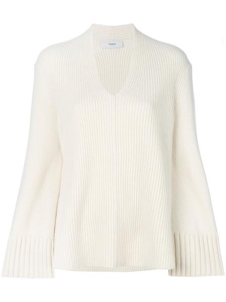sweater women nude wool