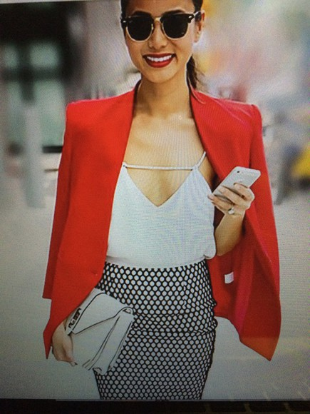 top white blouse jamie chung silky cutout camisole
