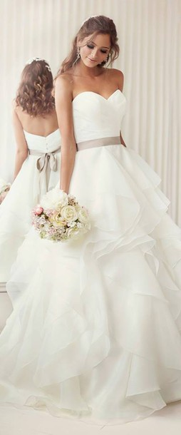 dress white dress how much is it white sneakers how much it cost wedding dress white dress wedding frilly sweetheart neckline sweetheart dress long dress strapless dress bouquet flowers bustier dress bustier wedding dress