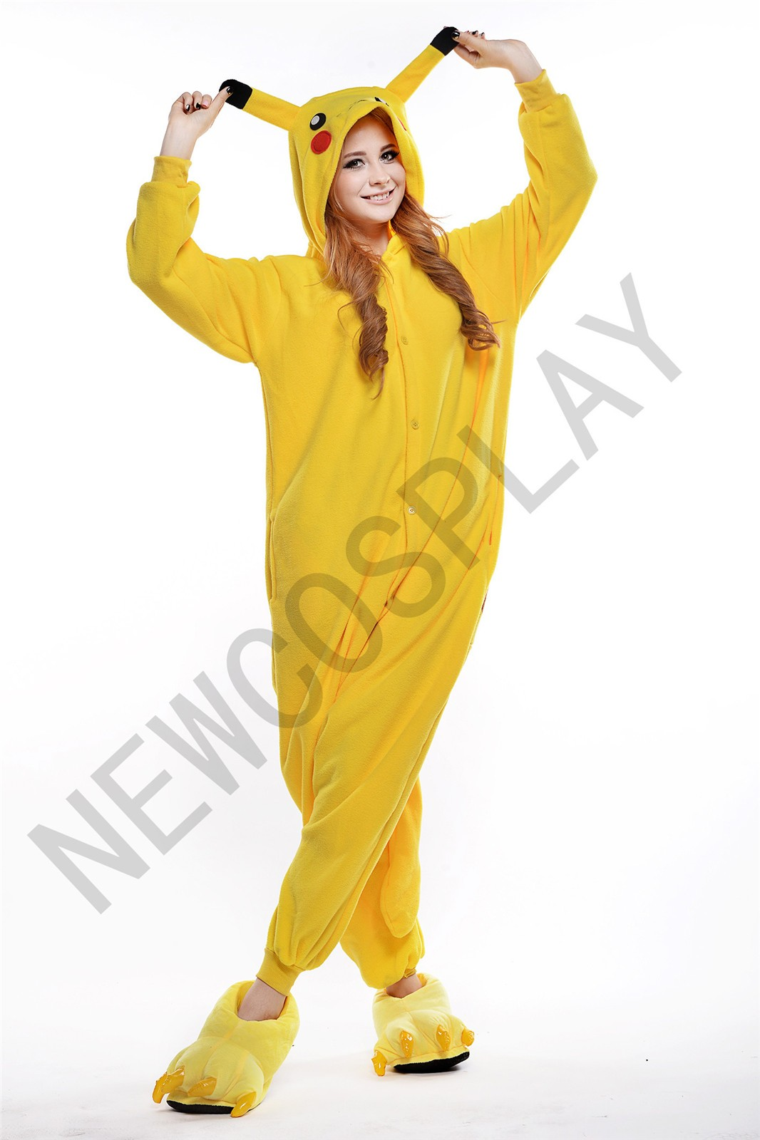 Pikachu by NEWCOSPLAY ONESIE
