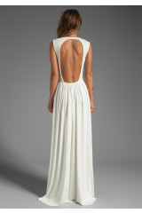 Rachel Pally Paris Dress in White in White | Lyst