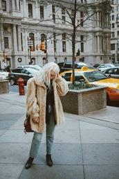 styles by hannah riles,blogger,coat,jacket,blouse,jeans,bag,shoes,belt
