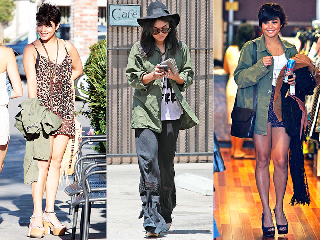 I Really Love My ... - BLU MOON JACKET - I Really Love My, Vanessa Hudgens : People.com