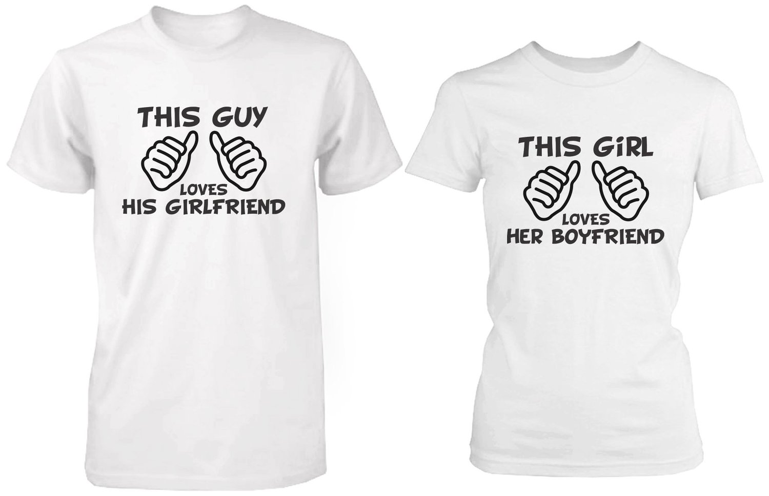 Funny His And Her Shirts