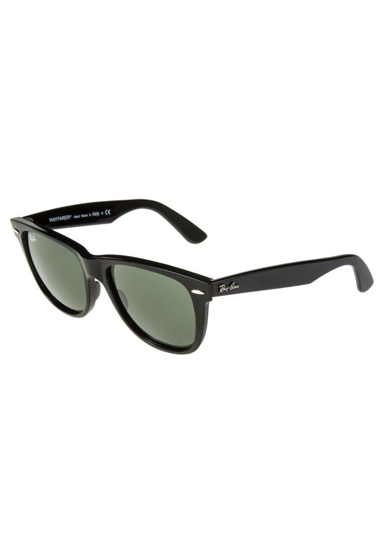 Ray-Ban ORIGINAL WAYFARER - Sonnenbrille - schwarz - Zalando.de