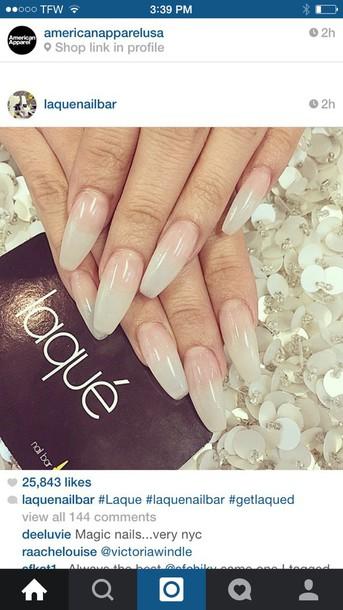 nail polish clear