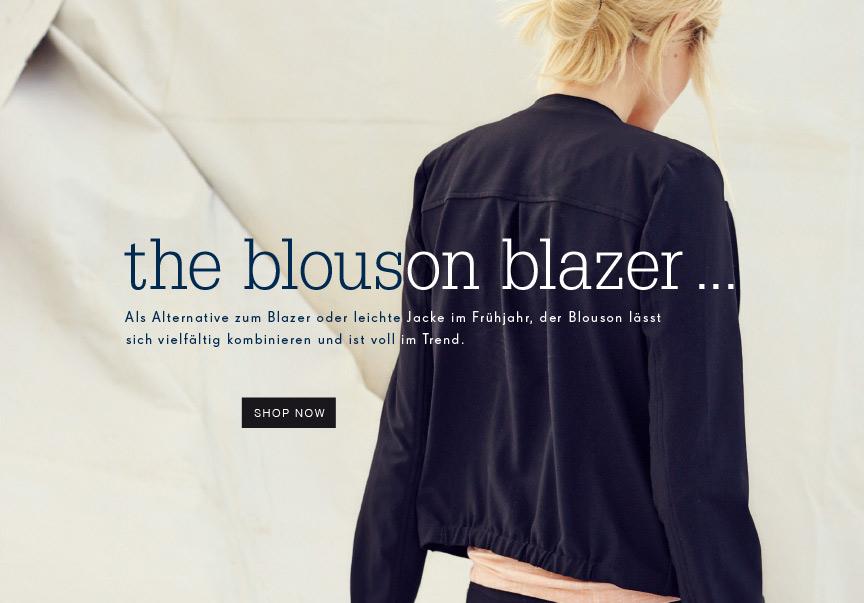 Online Shop für Mode und Kleidung / OPUS Fashion