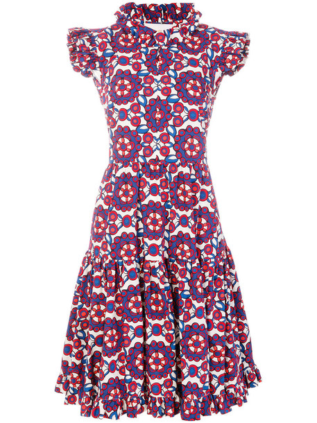 La DoubleJ dress short women sassy cotton