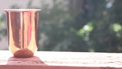 home accessory,ayurveda copper cup,copper tumbler,copper utensils