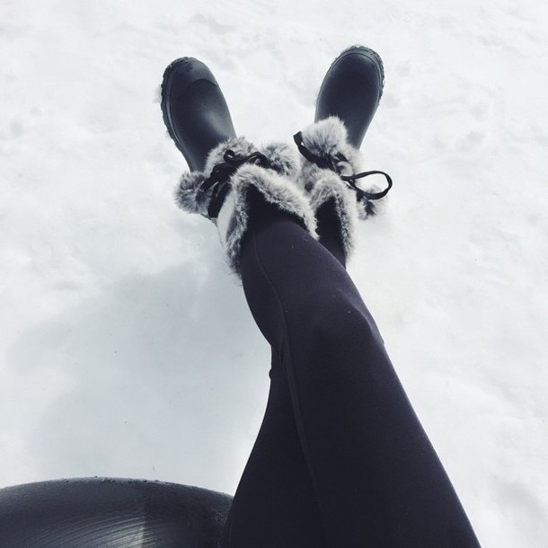 shoes wellies snow tubing snow boots instagram snow style