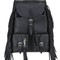 Festival leather backpack