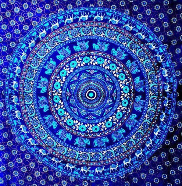 wallpapers hippie mandala - photo #23