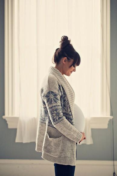 fairisle caridgan knitwear