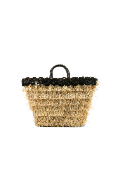 KAYU beige bag