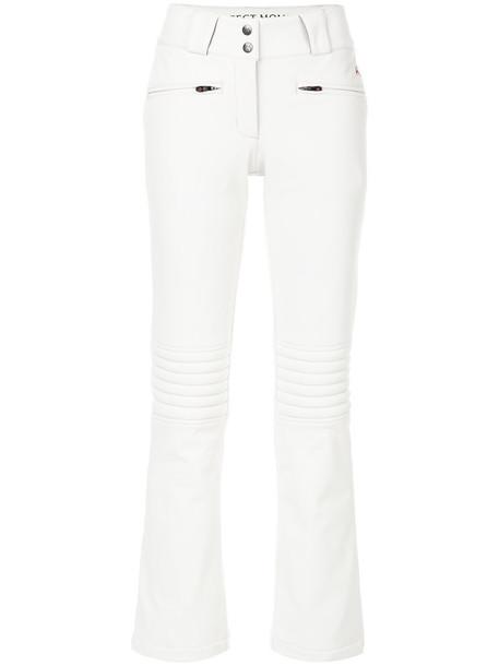 Perfect Moment women white pants