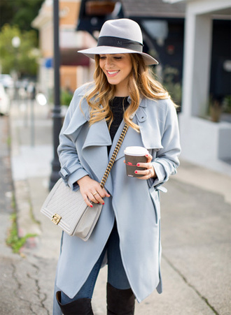 trench coat coat fall outfits grey grey coat