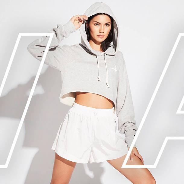 hoodie grey hoodie sweater