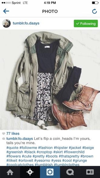jacket fashion whole outfit..