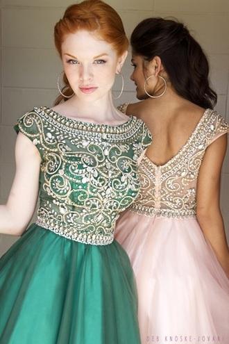 green dress jovani homecoming dress evening/homecoming dresses prom dress fashion