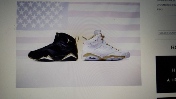 shoes jordans gold