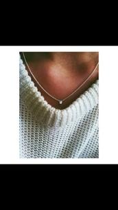 jewels,diamond necklace,necklace,silver