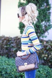 aspoonfulofstyle,blogger,jeans,shoes,belt,sunglasses,jewels,bag
