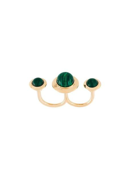ESHVI metallic women ring jewels