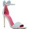 Denim minnie sandal | moda operandi