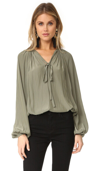 blouse paris top