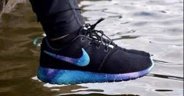 shoes roshes roshe runs galaxy shoes low top sneakers nike black sneakers 5b1600396