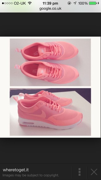 shoes trainers pink roches run