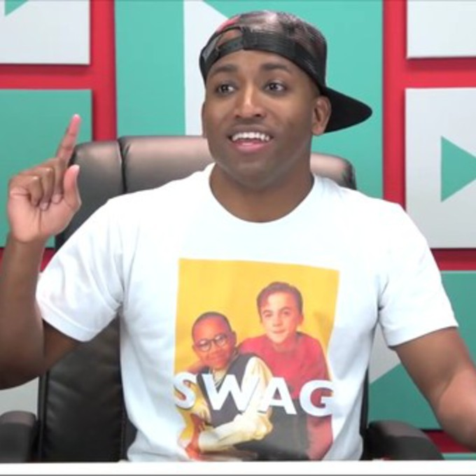 t-shirt malcolm in swag the middle