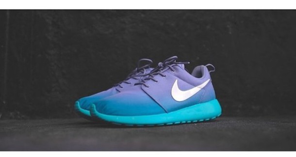 shoes nike roshe runs ombré roshes ombré roshes nike roshe runs