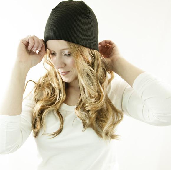 bad hair day hat black hat beanie black beanie black beanies sweater knit casual casual hat beanie cute bad hair day beanie