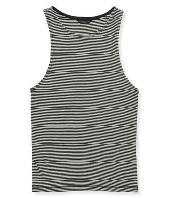 tank top top aeropostale clothes striped top