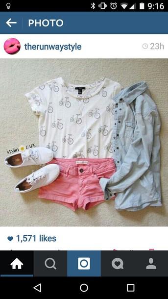 jeans t-shirt
