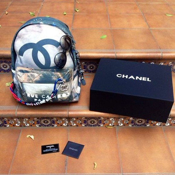 bag chanel sale backpack luxury must have premium
