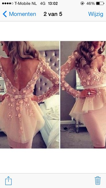 dress backless dress floral dress floral dress pink prom dress short prom dress light pink dress pink dress
