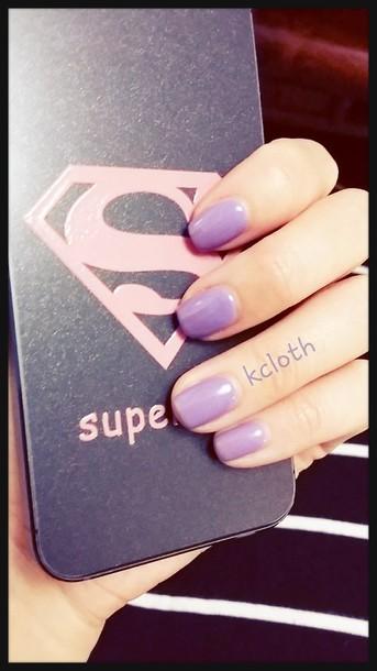 nail polish kcloth