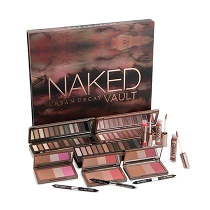 Sold out: Urban Decay Exclusive Naked Vault | selfridges.com