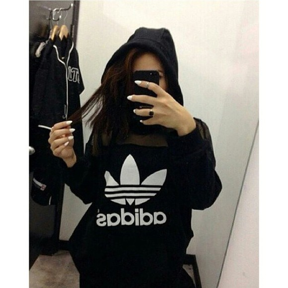 jersey adidas cool casual grunge style trendy clothes